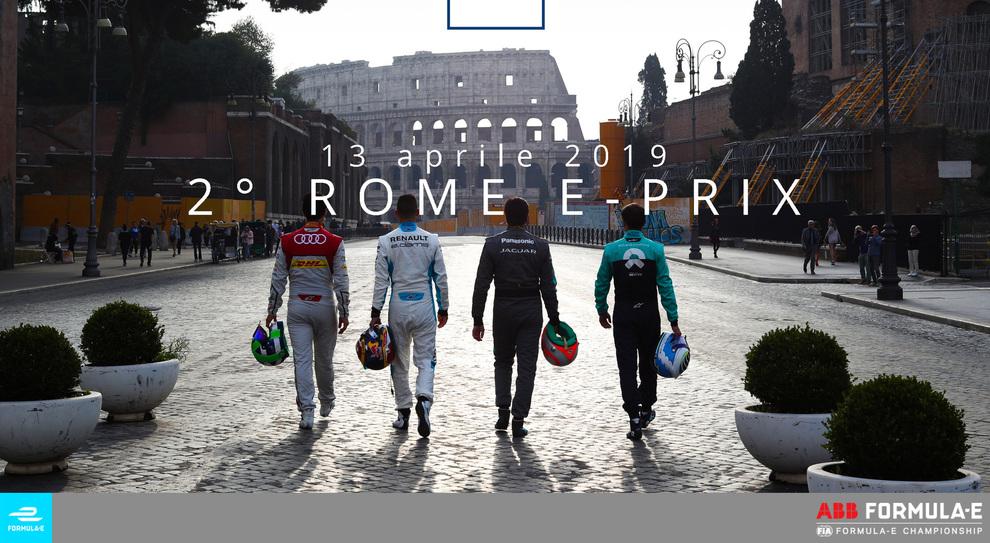 E-Prix Roma, al via la vendita dei biglietti per gara del 13 aprile. Le novità della 5^ stagione