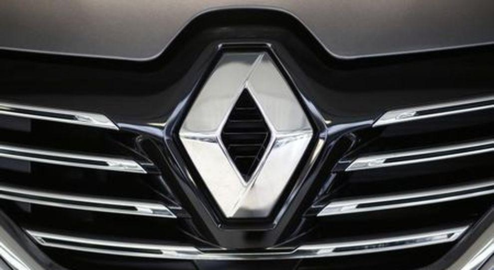 Il simbolo Renault
