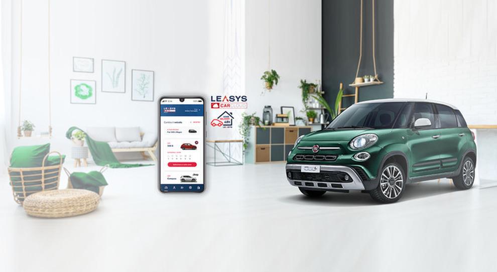 La App Leasys CarCloud