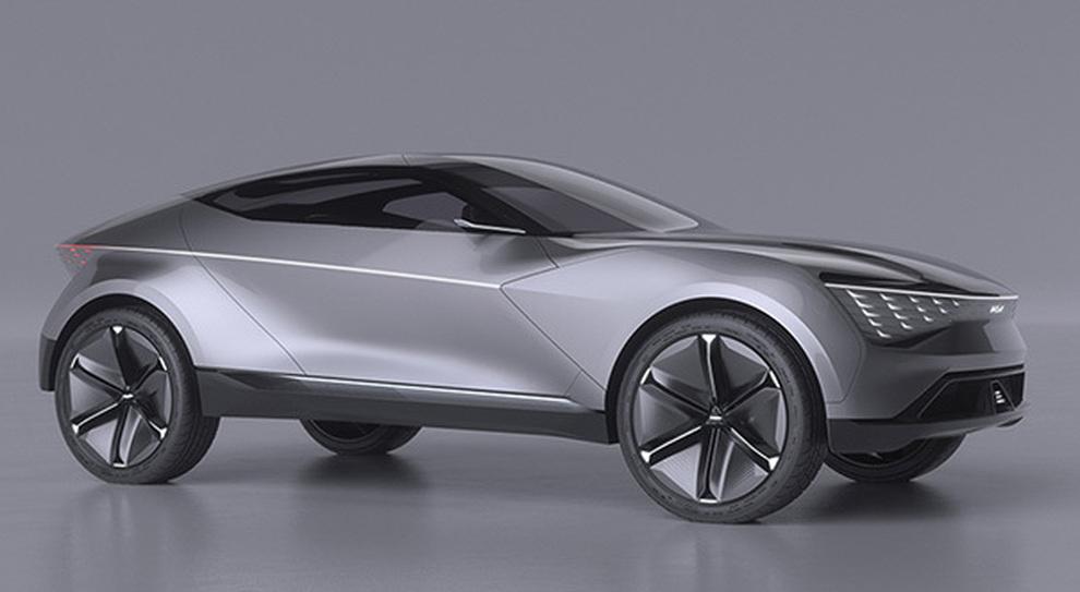 La Kia Futuron concept