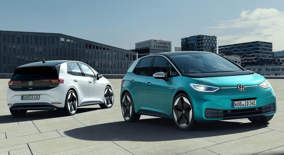 La novità principale sarà l'arrivo della prima elettrica di Volkswagen la ID.3 previsto per il prossimo giugno