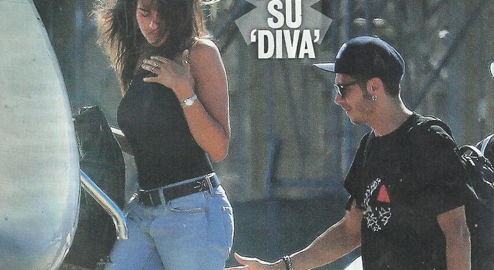Valentino Rossi con la fidanzata Francesca Sofia Novello, volo privato per raggiungere Ibiza