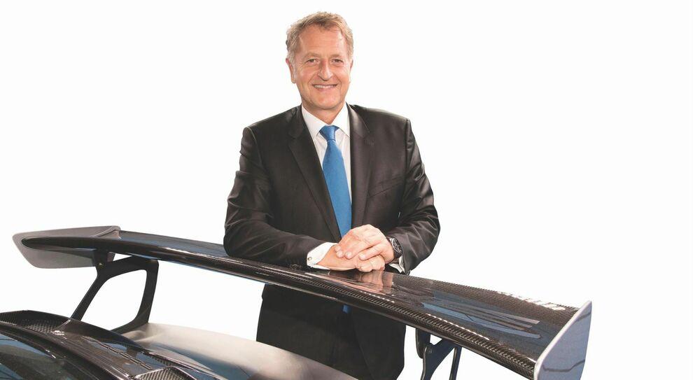 Detlev von Platen membro del board di Porsche AG con responsabilità per vendite e marketing