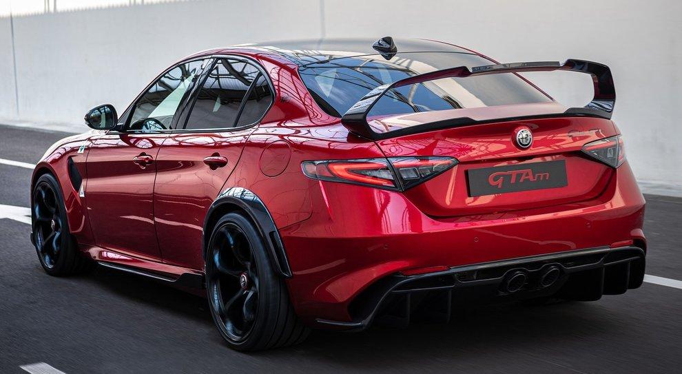 L'Alfa Romeo GTA