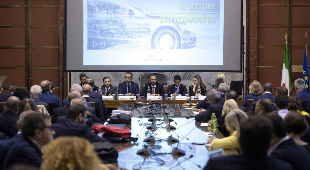 La riunione al Mise del settore Automotive