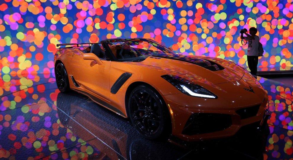 La Corvette ZR1