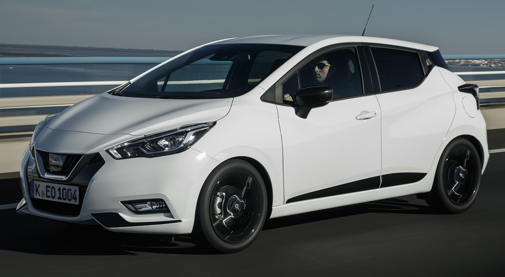 La nuova Nissan Micra a GPL