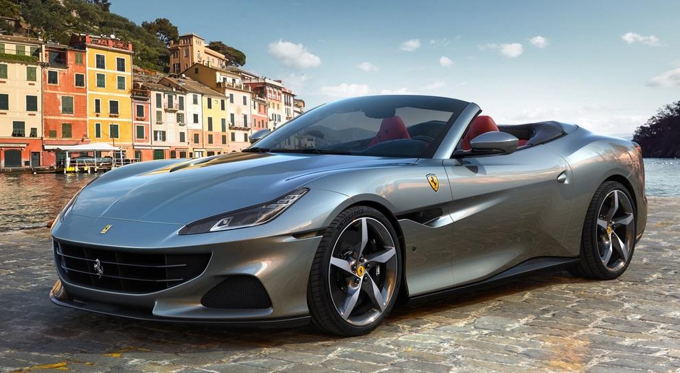 La Ferrari Portofino M