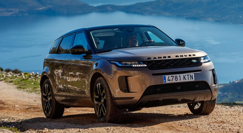 La nuova Range Rover Evoque