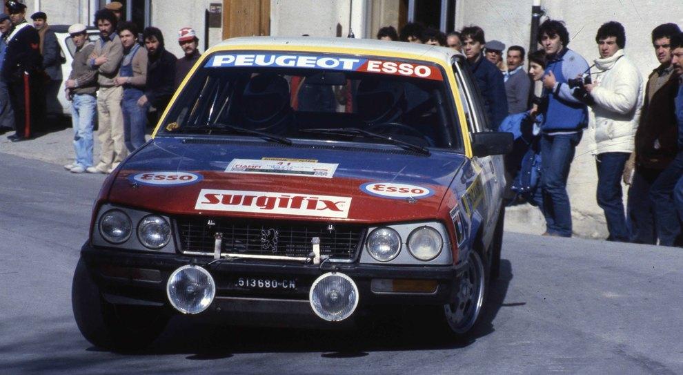 La Peugeot 505 TD