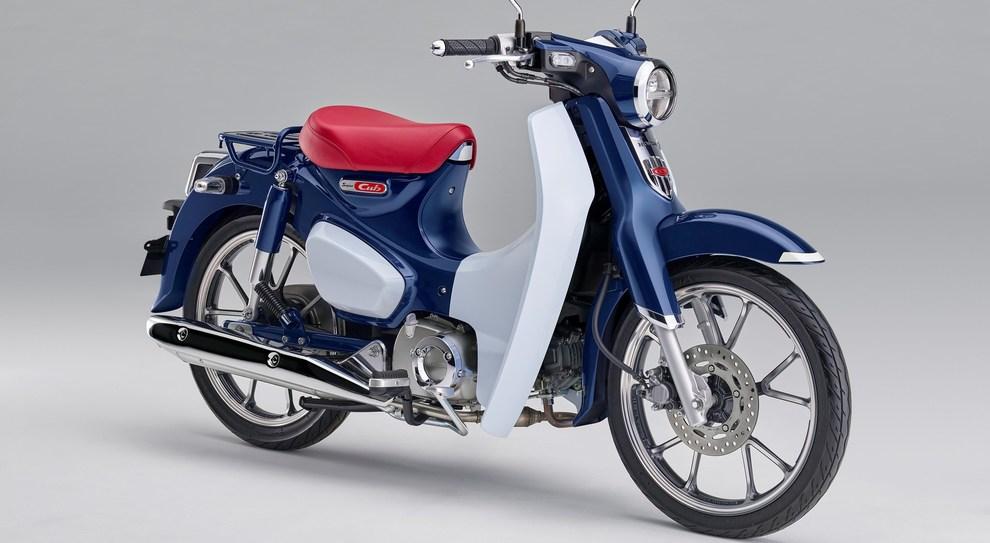 L'Honda Super Cub C125