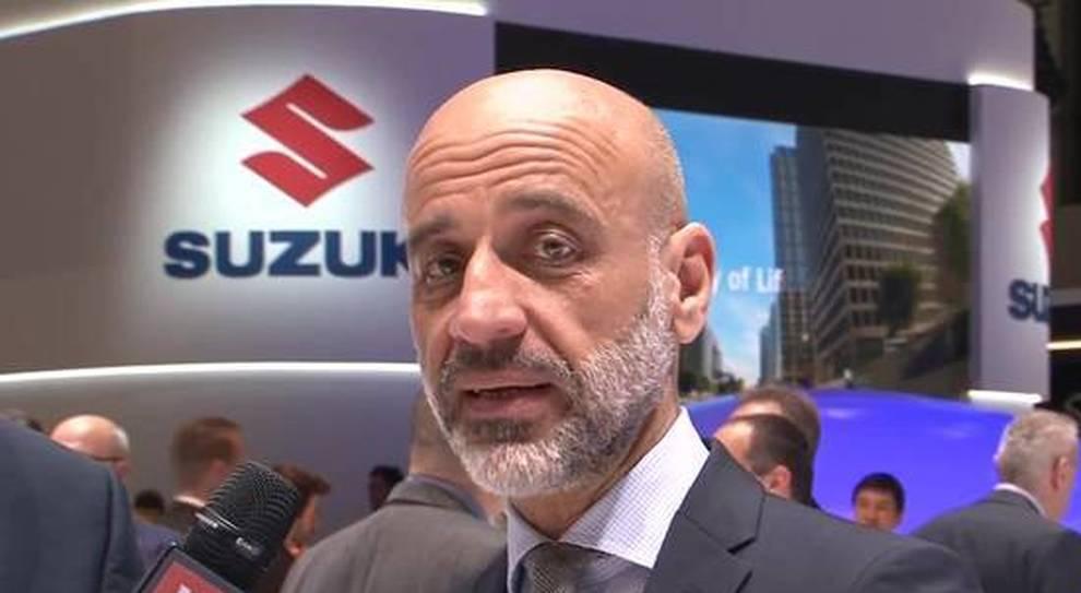 Massimo Nalli, presidente di Suzuki Italia