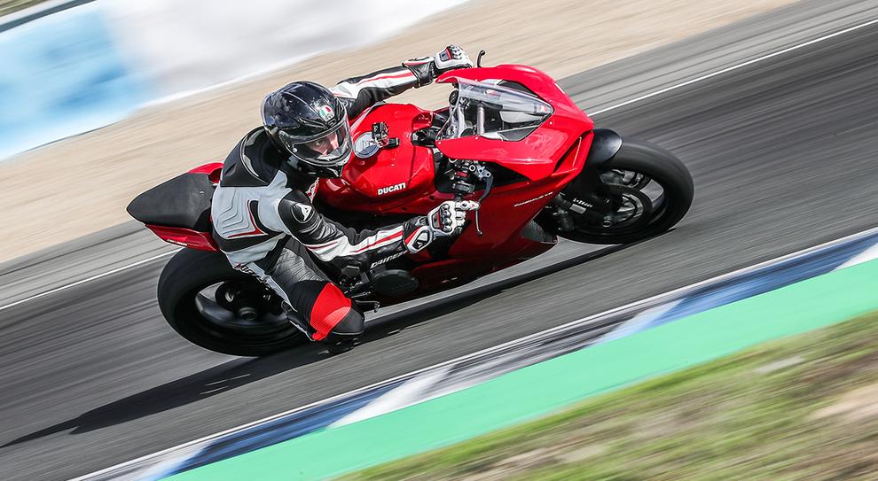 Ducati Panigale V2 - Press Test a Jerez