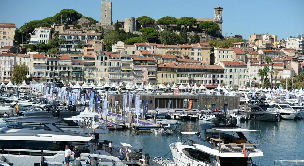 Il salone della Nautica di Cannes