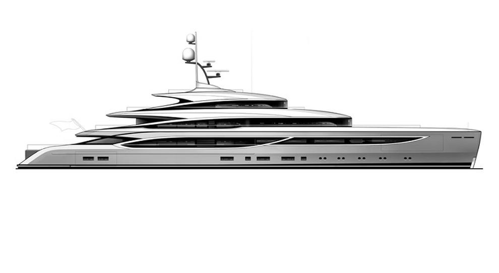 Il Benetti BNow concept 68m