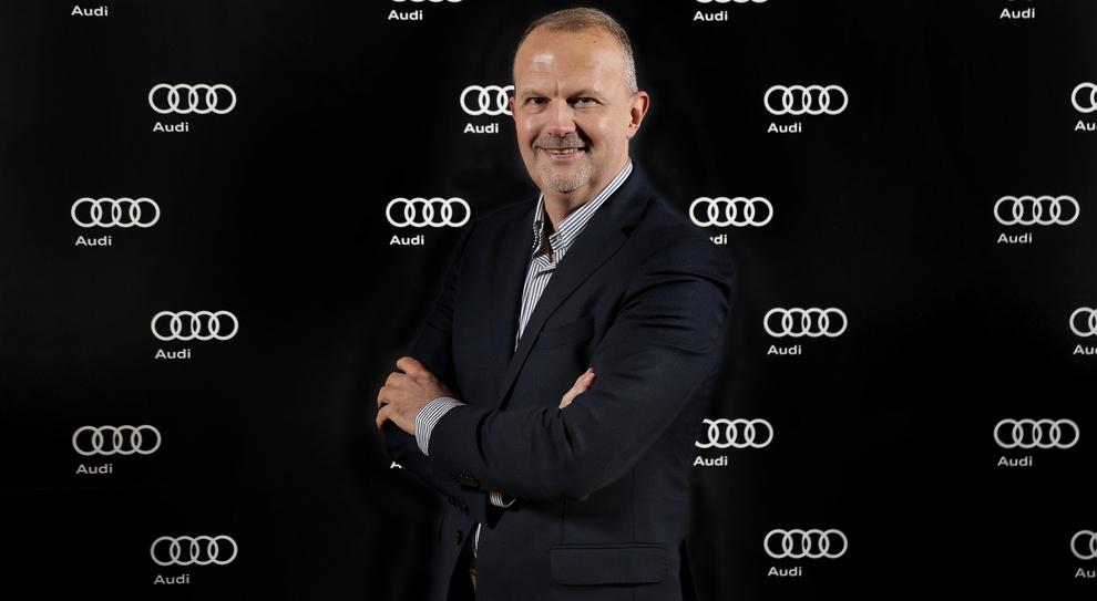 Fabrizio Longo, direttore di Audi Italia