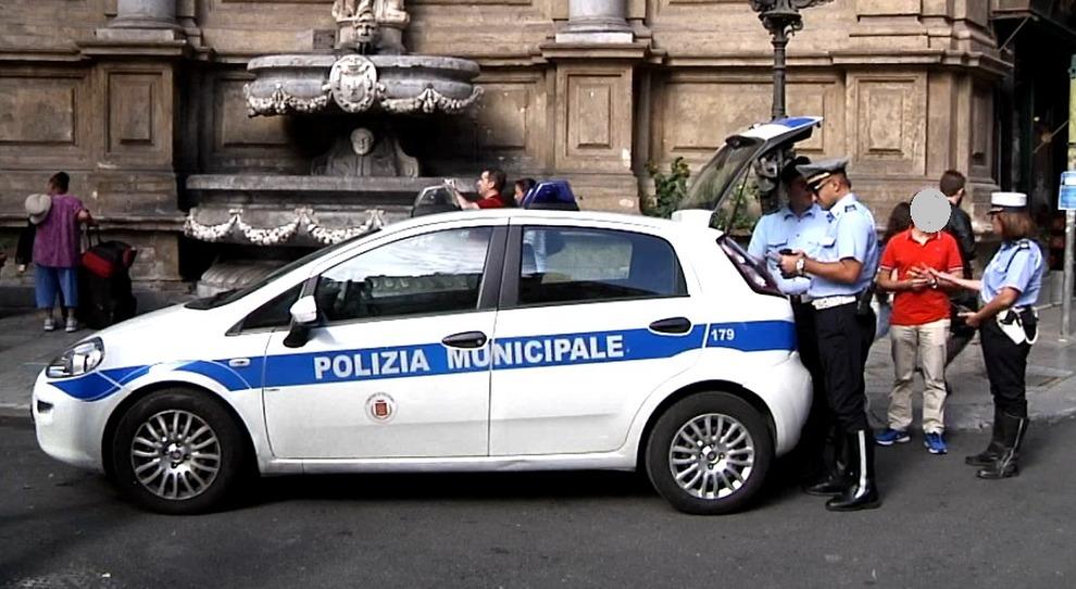 Contrilli della Polizia Municipale