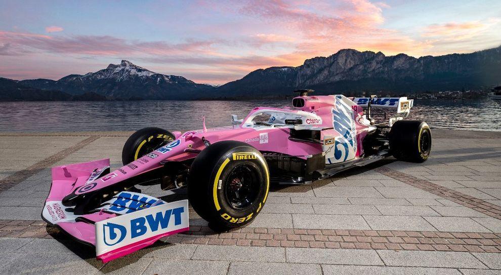 Sulle rive del lago Mondsee, la nuova Racing Point
