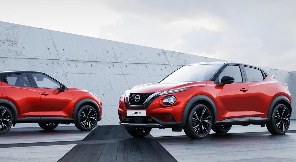 La nuova Nissan Juke