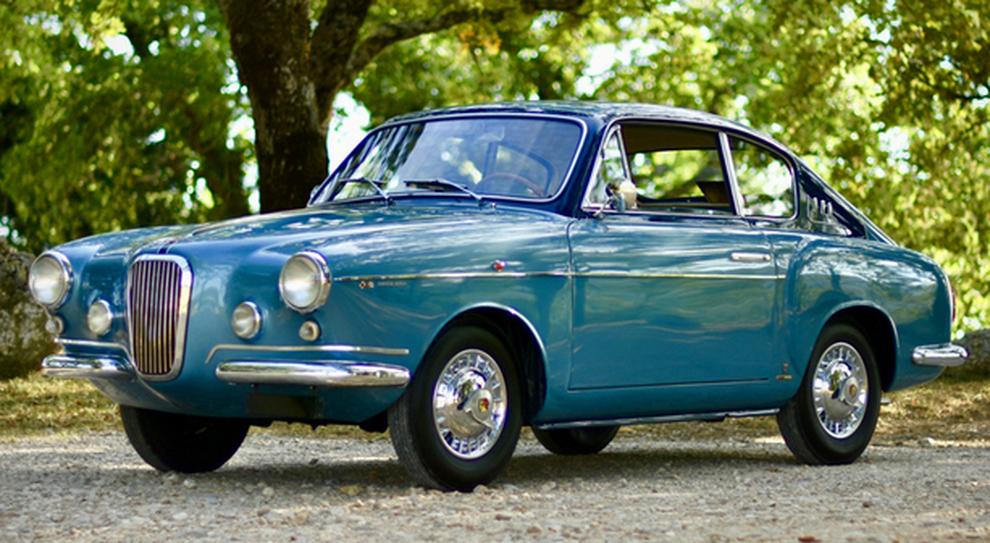 La Fiat 600 Rendez Vous Vignale del 1956