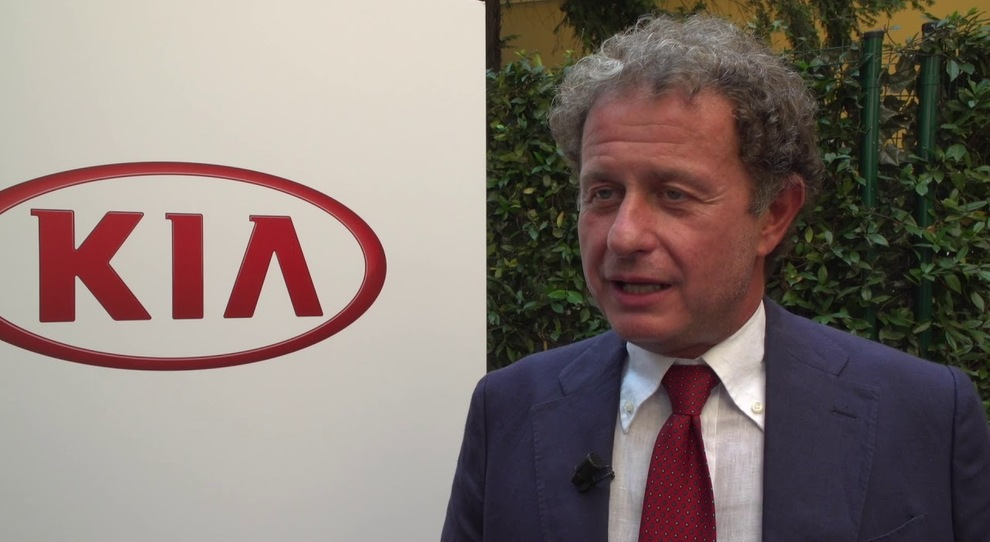 Giuseppe Bitti, ad di Kia Motors Italia