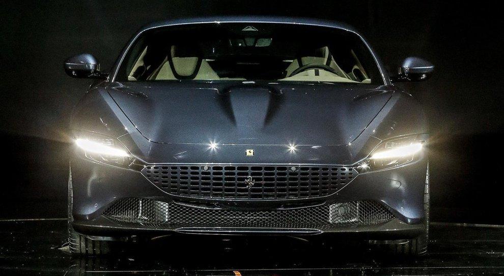 La Ferrari Roma