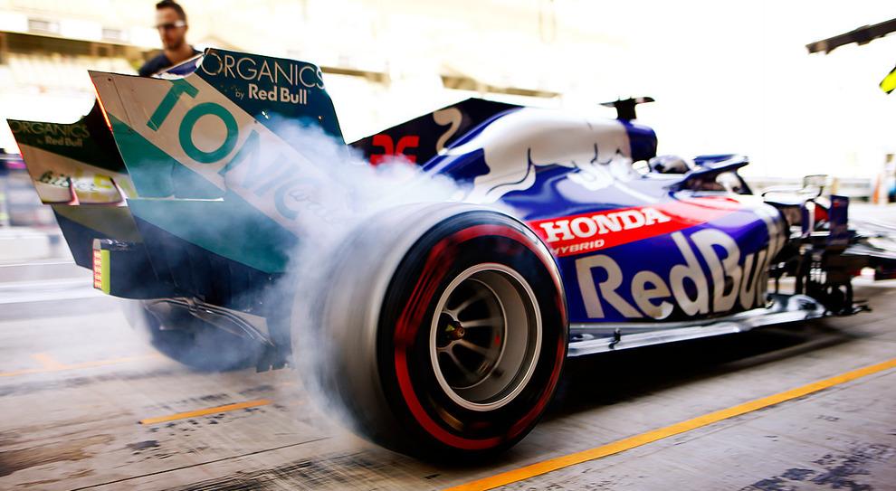 Le gomme Pirelli F1