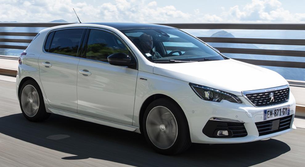 La rinnovata Peugeot 308