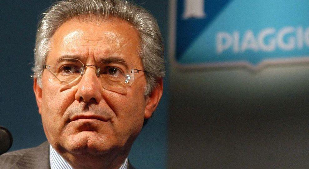 Roberto Colaninno, il presidente di Piaggio