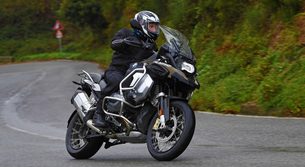 La nuova BMW R 1250 GS Adventure