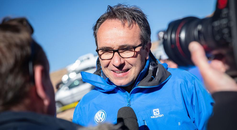 Sven Smeets, direttore Volkswagen Motorsport