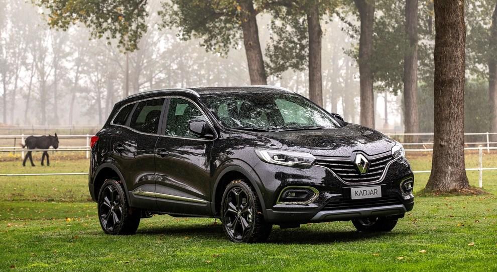 La Renault Kadjar Black Edition