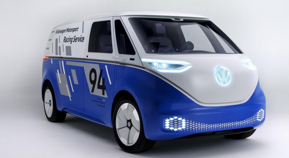Il Volkswagen ID Buzz Cargo