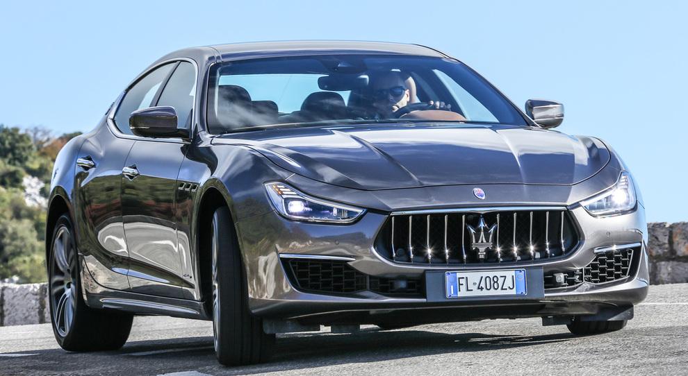 Il model year 208 della Maserati Ghibli