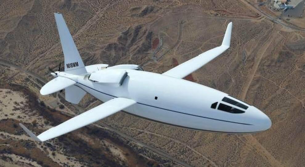 Il jet Celera 500L
