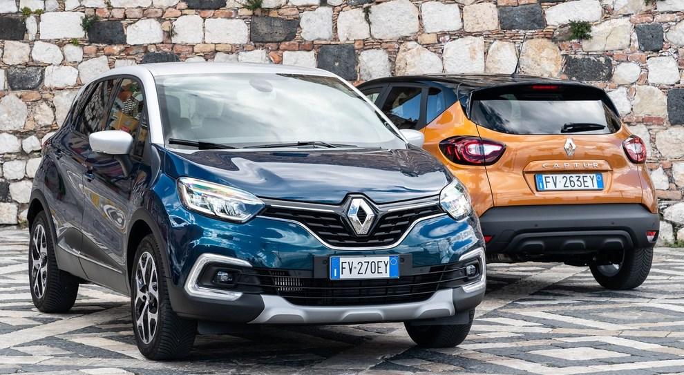 La nuova Renault Captur