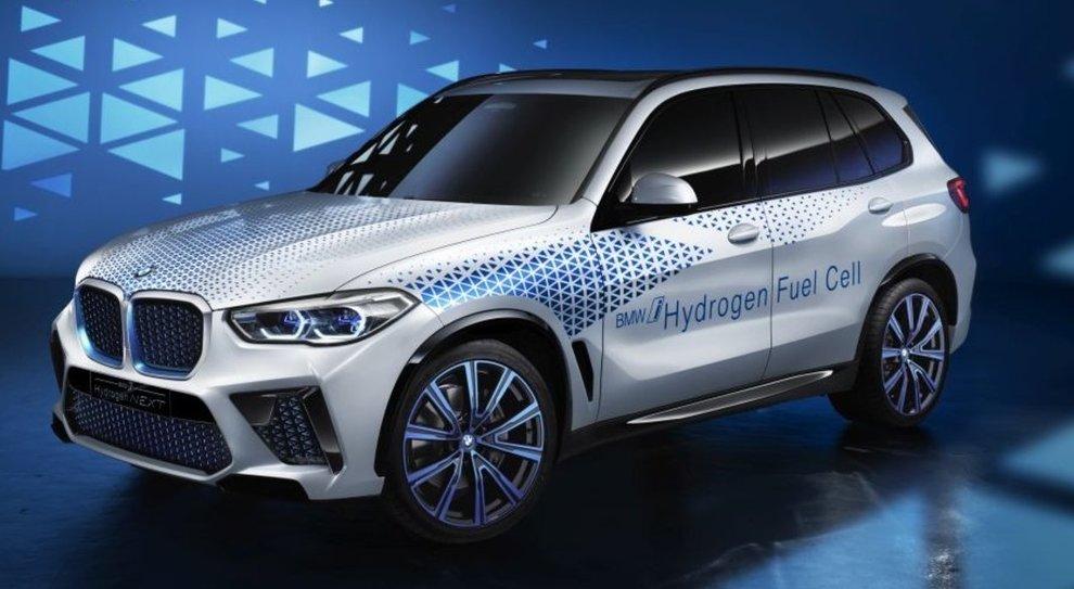 La BMW i Hydrogen Next