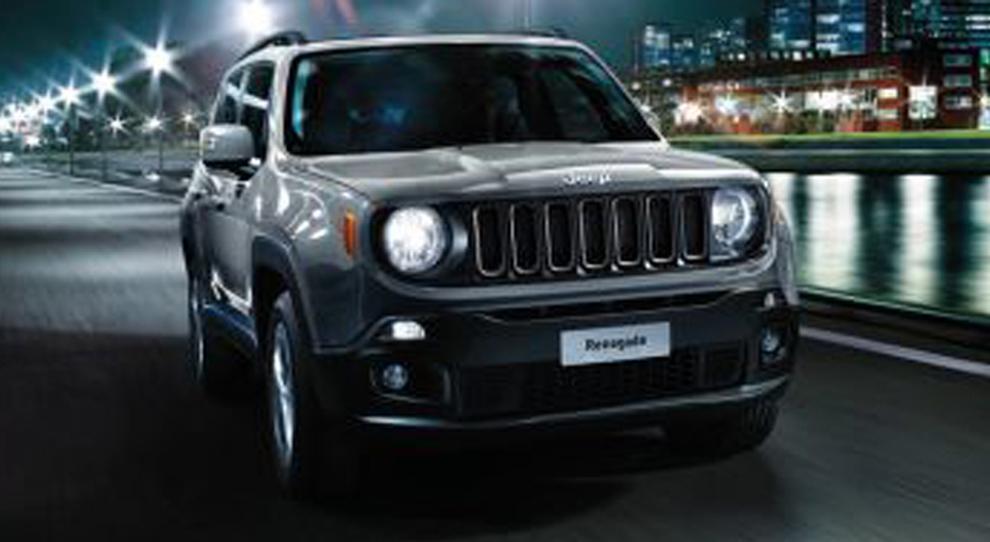 Schema Elettrico Jeep Renegade : Jeep renegade gpl arriva la versione a doppia