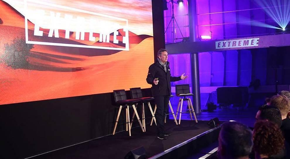 Alejandro Agag presenta il progetto della Extreme E