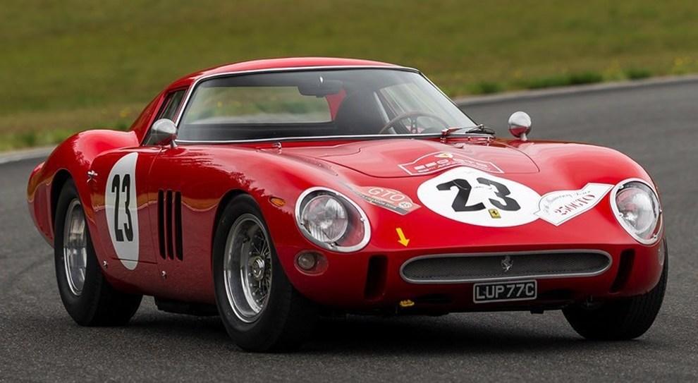 Una Ferrari 250 GTO