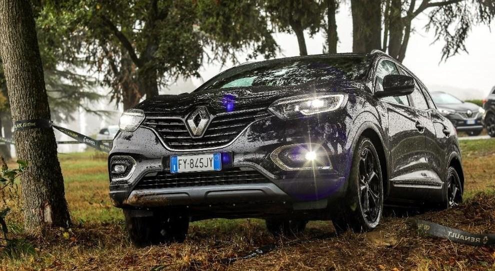 La Renault Kadjar in versione Black Edition