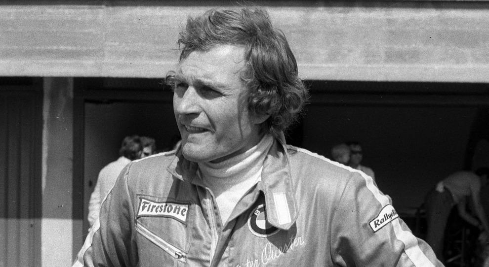 Dieter Quester a Vallelunga
