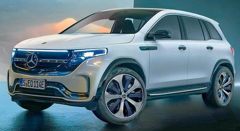 La Mercedes EQB secondo la rivista tedesca Autobild