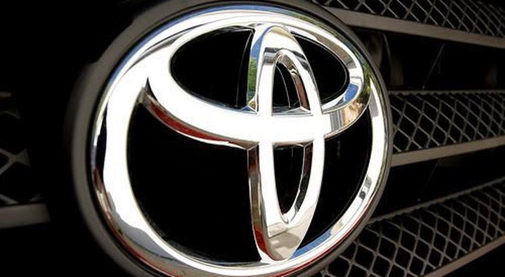 Il simbolo di Toyota