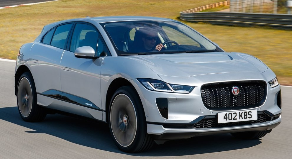 LA nuova Jaguar I-Pace