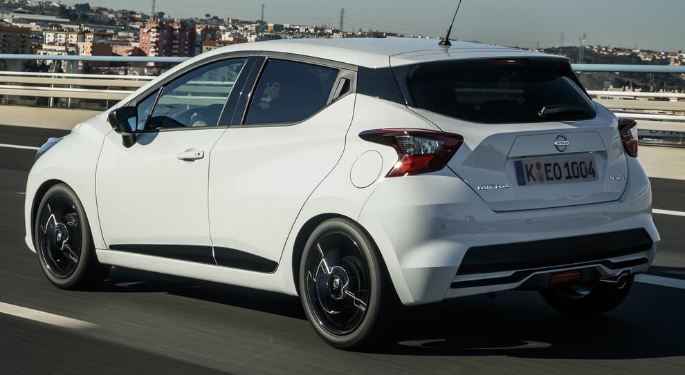 La Nissan Micra con nuove motorizzazioni
