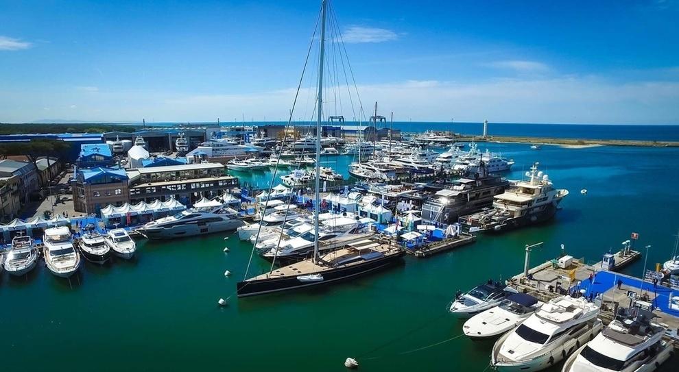 Un porto italiano