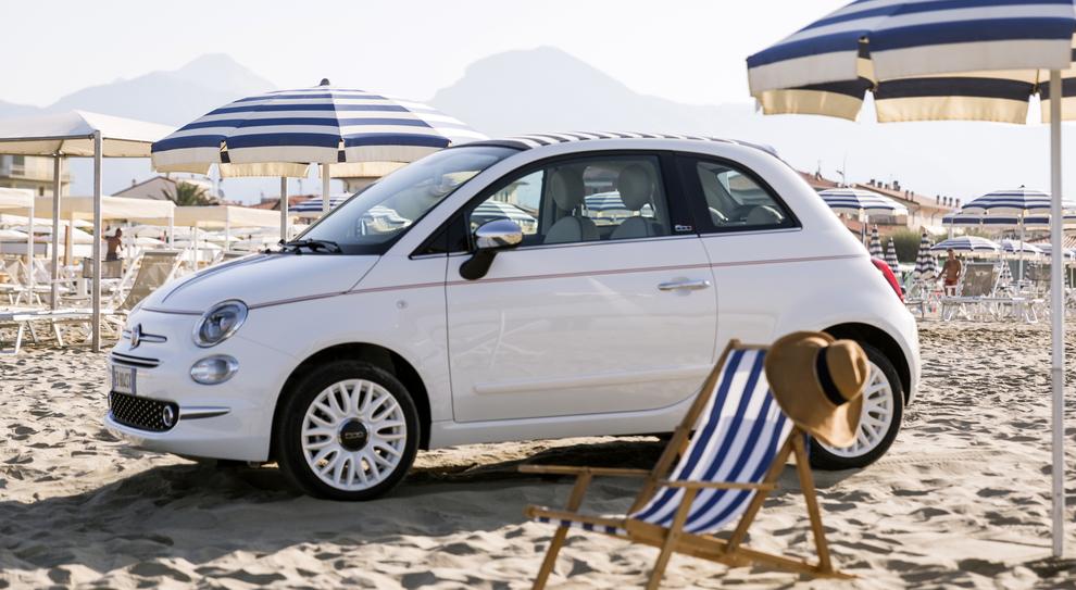 La nuova Fiat 500 Dolcevita