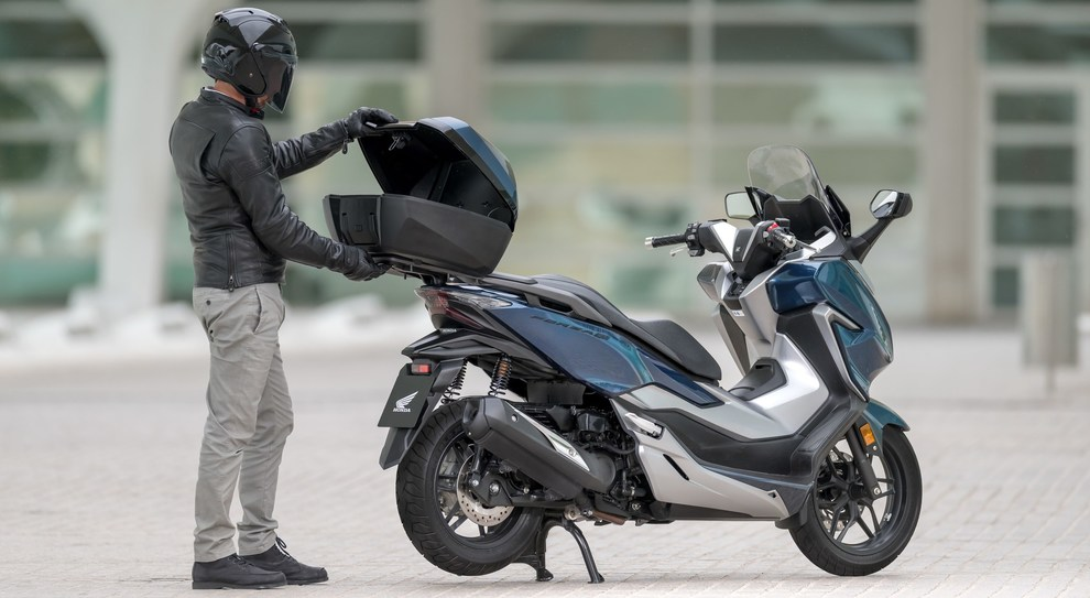 Uno scooter Honda