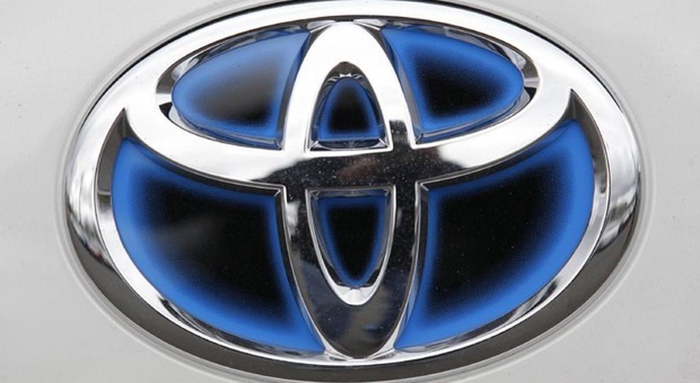 Il simbolo Toyota
